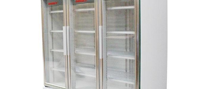Top 8 mẫu tủ đông 3 ngăn được nhiều người lựa chọn