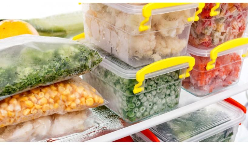 Những lợi ích có được từ thực phẩm đông lạnh là gì?