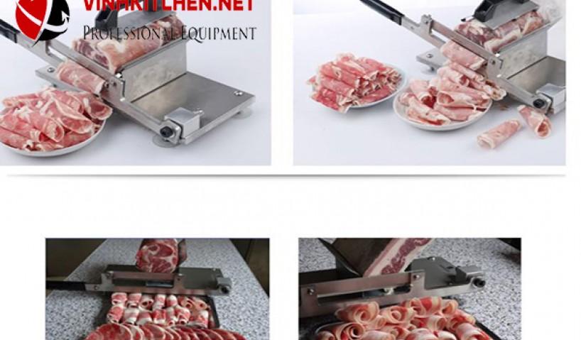Hướng dẫn sử dụng máy cắt thịt đa năng