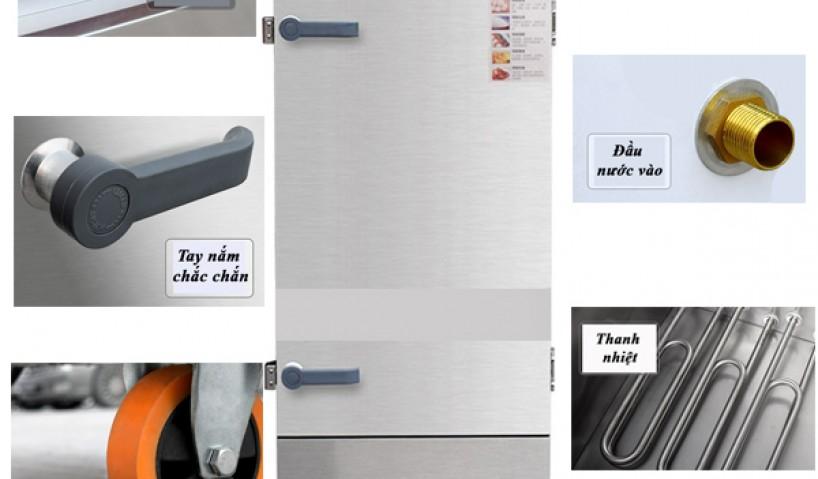 Tất tần tật những điều cần biết về tủ nấu cơm điện