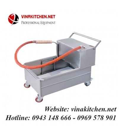 Xe lọc dầu ăn - máy lọc dầu ăn công nghiệp WYN-830