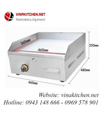 Bếp rán phẳng dùng gas VNK-FY-400R