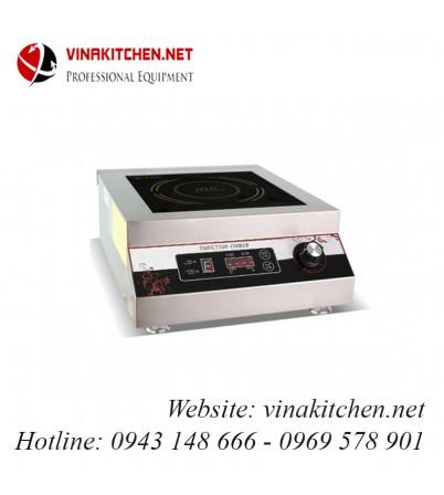 Bếp từ công nghiệp phẳng có hẹn giờ 3.5KW VNK-3.5KW-PXS