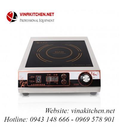 Bếp từ công nghiệp phẳng mỏng có hẹn giờ 3.5KW VNK-3.5KW-PA