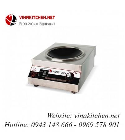 Bếp từ công nghiệp mặt lõm 3.5KW VNK-3.5KW-AX