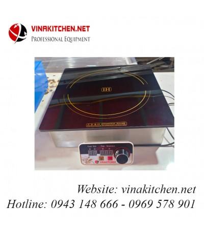 Bếp từ công nghiệp lắp âm 5KW VNK-5KW-XKPX
