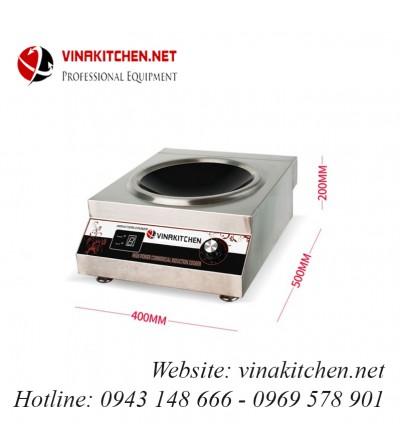 Bếp từ công nghiệp lõm có hẹn giờ 5KW VNK-5KW-PCS