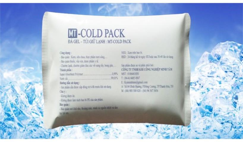 [Giải đáp thắc mắc] Đá gel giữ lạnh được bao lâu?