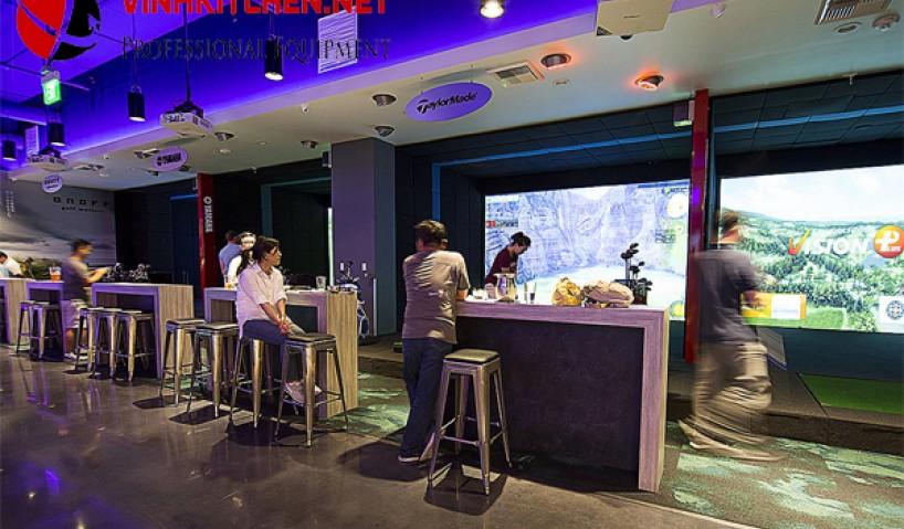 Bàn giao và lắp đặt thiết bị bếp cho gian bếp của Golf Zone Park tại Royal City Hà Nội