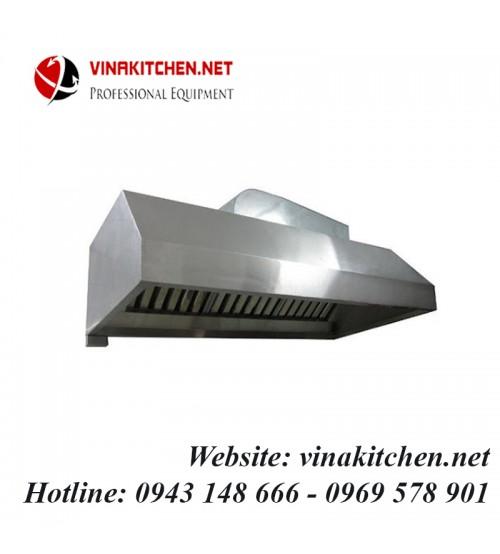 TUM HÚT MÙI INOX CÔNG NGHIỆP HM-01