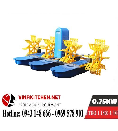Máy Bơm Tạo Khí Oxy Nuôi Thủy Sản BTKO-1-1500-4-380