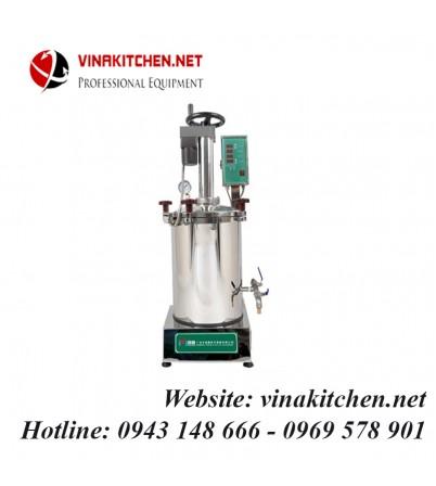 Máy sắc thuốc bắc bán tự động YJ20 (20 lít/lần đun)