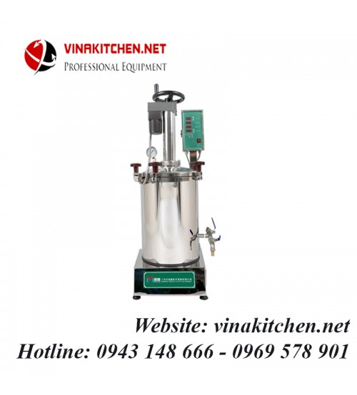 Máy sắc thuốc bắc tự động YDJ-20 ( 20 lít/lần đun)