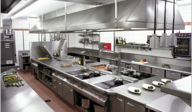 5 Mẫu bếp từ công nghiệp bán chạy nhất tại Vinakitchen