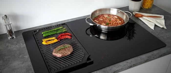Bếp từ bị ẩm ướt có an toàn không?