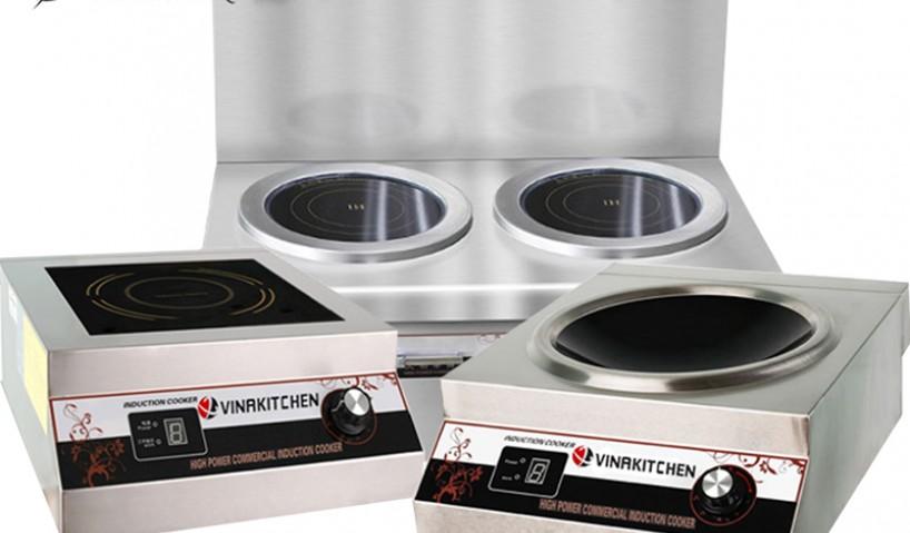 Vinakitchen chuyên cung cấp bếp từ công nghiệp, bếp từ công suất lớn dành cho nhà hàng, trường học, trường mầm non
