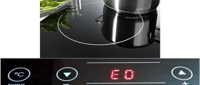 Các lỗi E ở bếp từ và những cách khắc phục nên biết