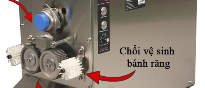 Cấu tạo và nguyên lý hoạt động của máy làm viên hoàn tự động