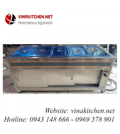 Tủ hâm nóng thức ăn Vinakitchen