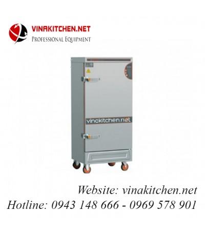 Tủ nấu cơm gas và điện 10 khay TCGD-10