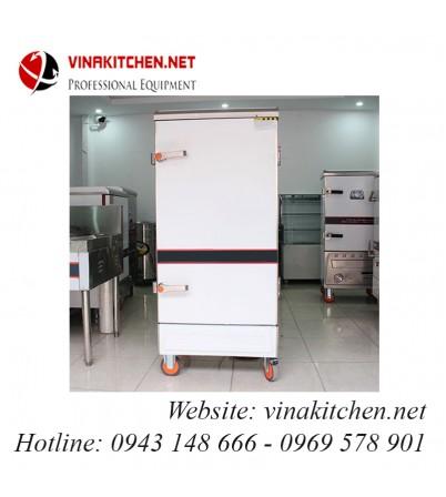 Tủ nấu cơm dùng điện 10 khay TCD-10