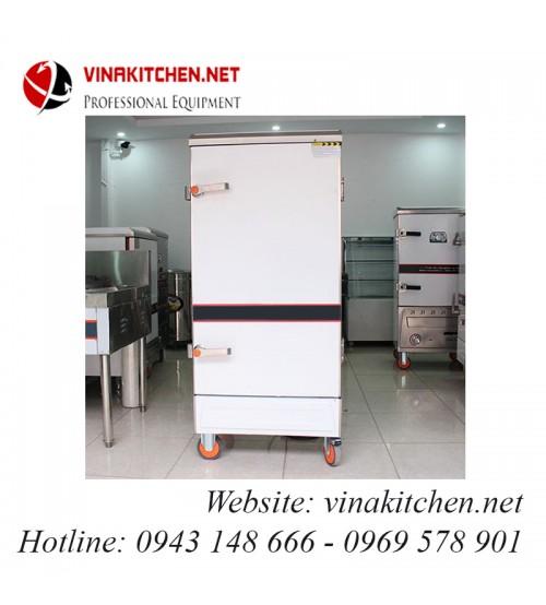 Tủ nấu cơm dùng điện 12 khay TCD-12
