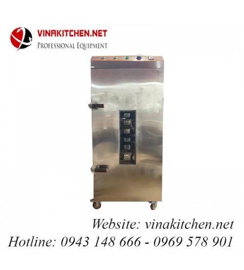 Tủ sấy dược liệu inox Vinakitchen 12 khay (khay Φ50cm)