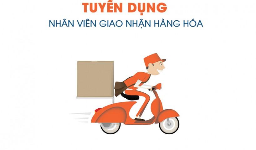 Tuyển nhân viên kĩ thuật và giao nhận làm việc tại Hà Nội