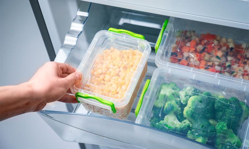Bảo đảm độ tươi ngon và an toàn của thực phẩm khi được làm lạnh nhanh
