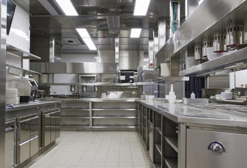 Ứng dụng inox 201 trong bếp công nghiệp